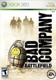 Battlefield Bad Company (Xbox 360 used game)