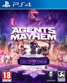 Agents of Mayhem (game only) (Ps4 nieuw)