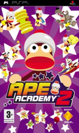 Ape Academy 2 (psp used game)