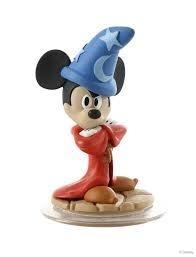 Tovenaarsleerling Mickey (Disney infinity tweedehands)