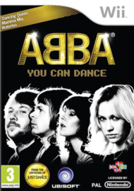 ABBA You can Dance (Nintendo Wii nieuw)