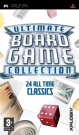 Ultimate board game collection (PSP tweedehands game)