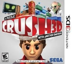 Crush 3d (Nintendo 3DS tweedehands game)