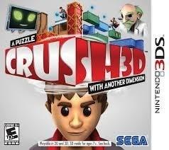 Crush 3d (Nintendo 3DS nieuw)