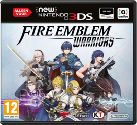Fire Emblem Warriors (Nintendo NEW 3DS nieuw)