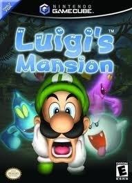 Luigi`s Mansion zonder boekje (gamecube used game)