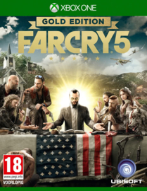 Far Cry 5 Gold Edition (Xbox One Nieuw)
