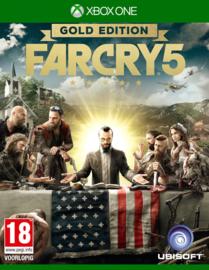 Far Cry 5 Gold Edition (Xbox One Nieuw)