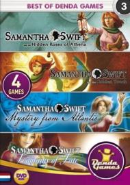 Best of Denda Games 3 - 4 spellen in 1 (PC game nieuw)