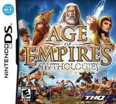 Age Of Empires Mythologies (Nintendo DS Nieuw)
