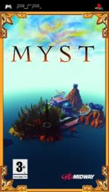 Myst (psp tweedehands game)