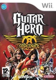 Guitar Hero Aerosmith (wii used game)