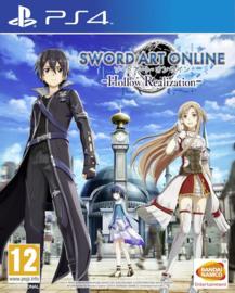 Sword Art Online Hollow Realization Game Only  (PS4 nieuw)