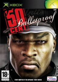 50 cent Bulletproof zonder boekje (Xbox used game)