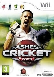 Ashes Cricket 2009 (Nintendo Wii used game)