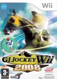 G1 Jockey Wii 2008 (wii used game)