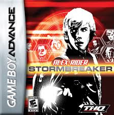 Alex Rider Stormbreaker (Gameboy Advance tweedehands game)