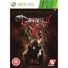 The Darkness II 2 limited edition (xbox 360 nieuw)