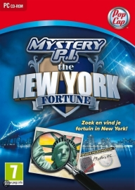 Mystery P.I. The New York Fortune (PC nieuw)