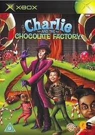 Charlie and the chocolate factory zonder boekje (xbox used game)