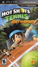 Hot Shots Tennis Get a Grip (psp tweedehands game)
