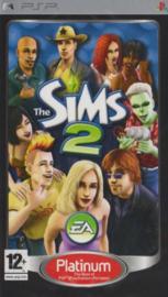 De Sims 2 platinum (psp used game)