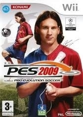 PES 2009 (wii used game)