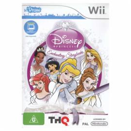 Disney Princess U Draw Software only (Nintendo wii tweedehands game)