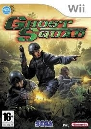 Ghost Squad (wii used game)