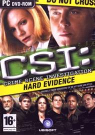 CSI Hard Evidence (PC nieuw)