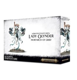 Nighthaunt Lady Olynder (Warhammer Age of Sigmar nieuw)