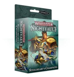 Warhammer Underworlds Nightvault Steelheart's Champions (Warhammer nieuw)