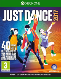 Just Dance 2017 (Xbox One nieuw)
