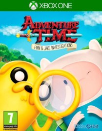 Adventure Time: Finn & Jake Investigations  zonder boekje (xbox one tweedehands game)