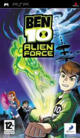 Ben 10 Alien Force zonder boekje (PSP tweedehands  game)
