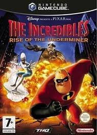 Disney's The Incredibles De opkomst van de ondermijner zonder boekje (Gamecube used game)