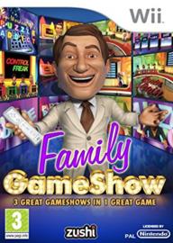 Family Game show zonder boekje (wii used game)