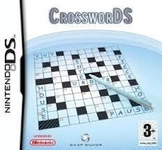 Crosswords (Nintendo DS nieuw)