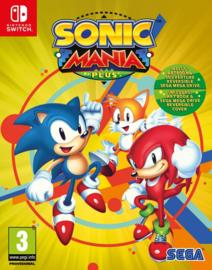 Sonic Mania Plus (Nintendo Switch nieuw)