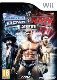 Smackdown vs Raw 2011 (Wii tweedehands game)