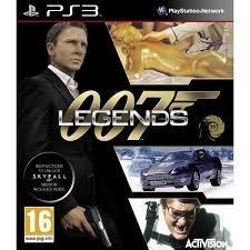 007 Legends (ps3 nieuw)