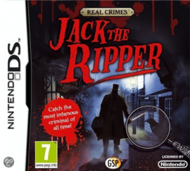 Real Crimes Jack the Ripper (Nintedo DS nieuw)