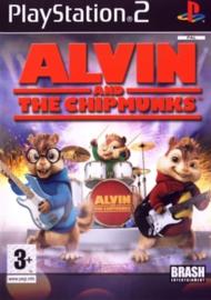 Alvin and the Chipmunks zonder boekje (PS2 tweedehands game)
