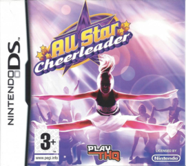 All Star Cheerleader (Nintendo DS Tweedehands  Game)