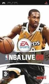 NBA Live 08 (psp used game)