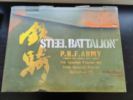 Steel Battallion (xbox tweedehands game)