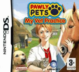 Pawly Pets My Vet Practice losse cassette (Nintendo DS tweedehands Game)