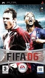 Fifa 06 zonder boekje (psp used game)