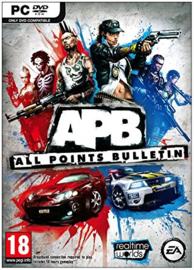 APB All Points Bulletin (PC nieuw)