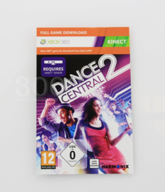 Dance Central 2 - Full Game  (Xbox 360 Download Code)